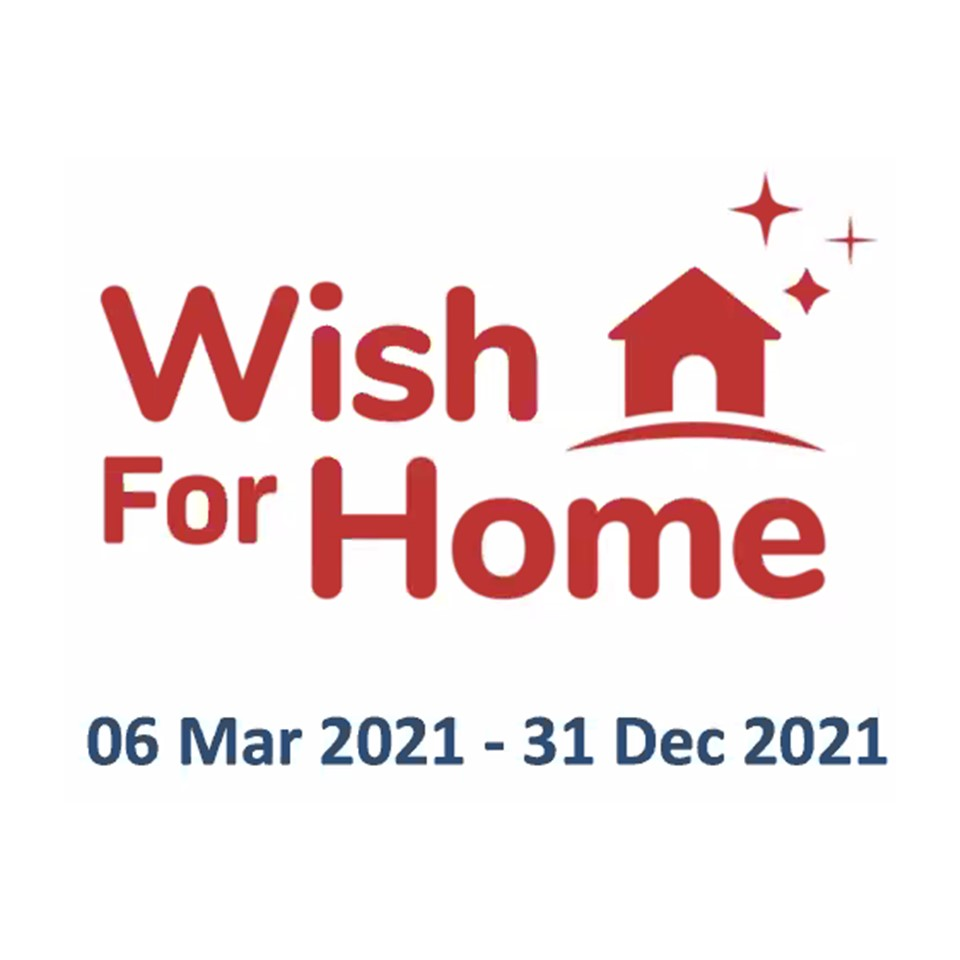 Wish For Home Sinar Mas Land
